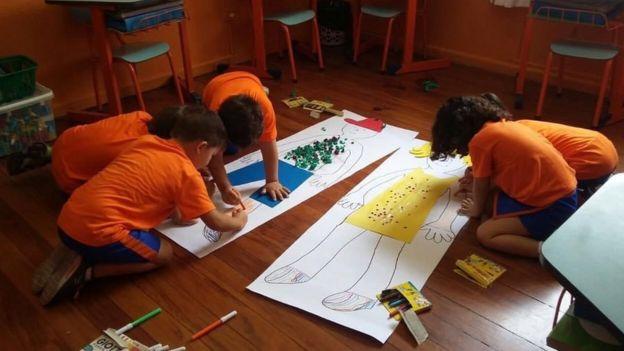 Escola Planeta Azul