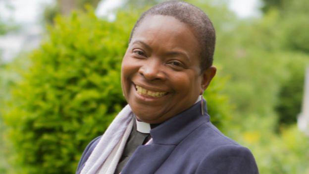 The Reverend Dr Rose Hudson-Wilkin