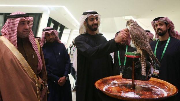 شیخ سلطان بن خلیفه آل نهیان رییس اماراتی فدراسیون شطرنج آسیا در تورنمنت شطرنج ملک سلمان