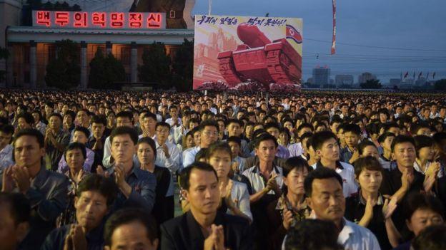 Revelan el contenido del documento firmado entre Trump y Kim en Singapur