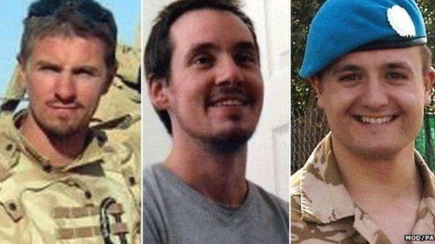 SAS selection deaths