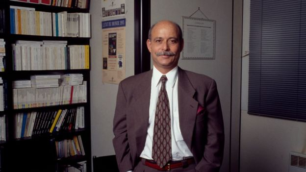 Jeremy Rifkin em 1996.