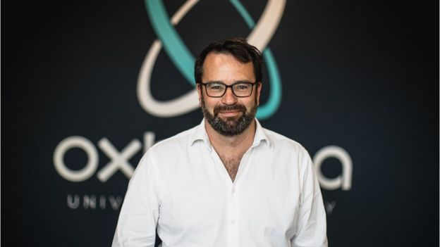 Paul Newman, chief technology officer, Oxbotica
