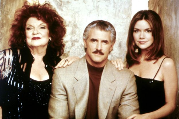 Decline of soap operas: Was OJ Simpson to blame? - BBC News