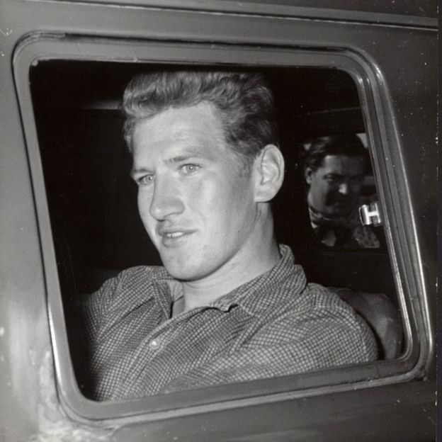 Theo Van Eijck after his return to the Netherlands