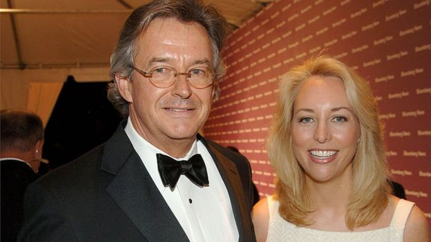 Joseph Wilson y Valerie Plame en 2006