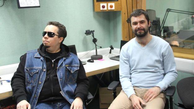 В'ячеслав Бугайов і Олександр Филипович