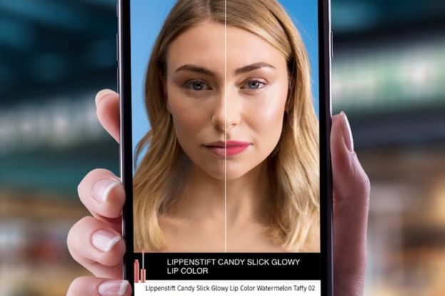 Five tech trends shaping the beauty industry - BBC News