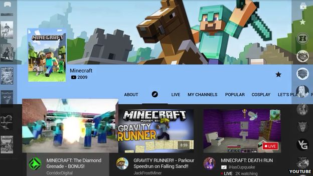 YouTube Gaming Launch Poses Challenge To Twitch