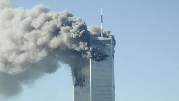 Ataques contra los Torres Gemelas de Nueva York.