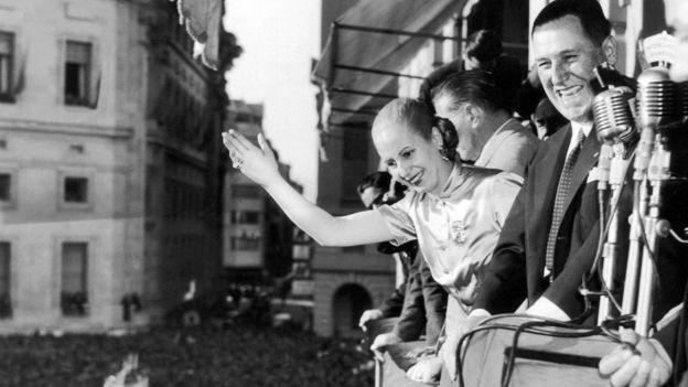 Хуан Перон известен в Аргентине как отец перонизма, а в мире - как муж Эвы (Эвиты) Перон