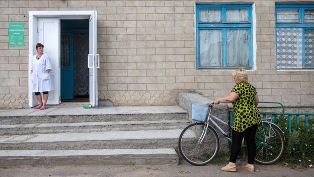 Фельдшерский пункт в Омской области