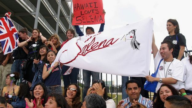Fans de Selena