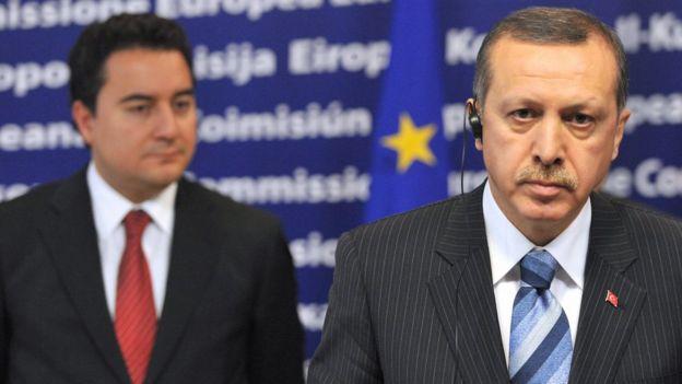Erdoğan ve Babacan