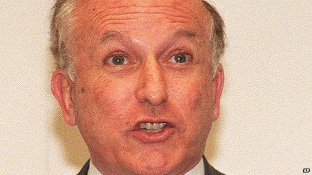 Lord Janner in 1996
