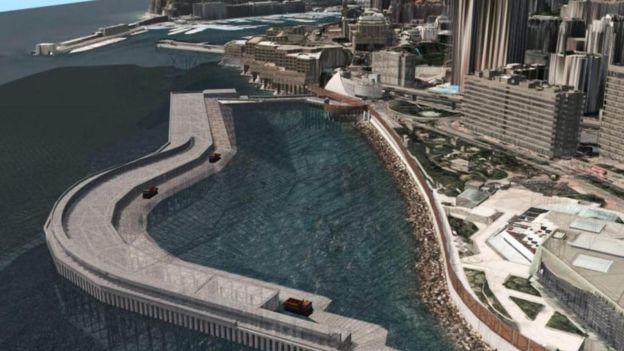 水上建筑项目