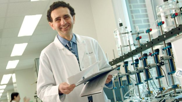 Dr Atala has pioneered growing replacement body tissue and organs in the laboratory