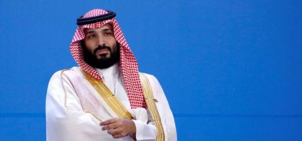 Putra Mahkota Mohammed bin Salman