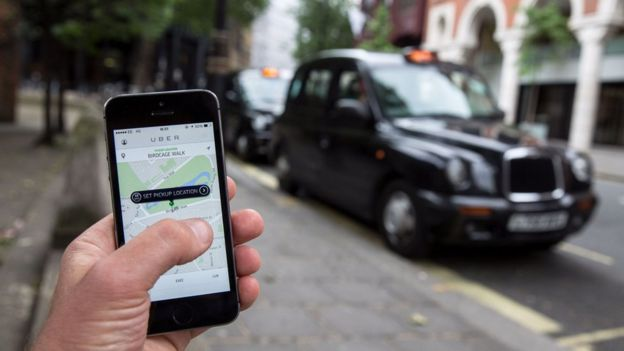 Uber's chief executive will be in London to discuss TfL's concerns over his company