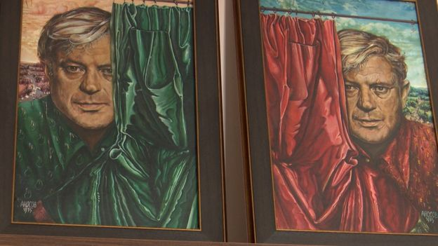 Донатас Банионис, портреты