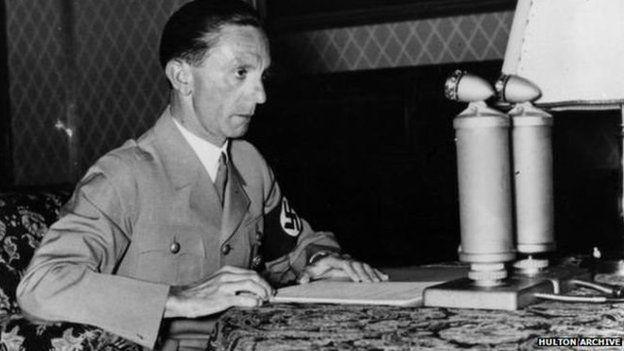 Roedd Joseph Goebbels yn gweld manteision y Gymraeg yn ystod yr Ail Ryfel Byd