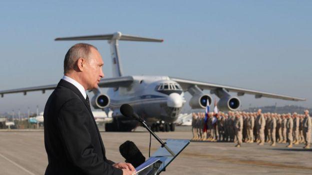 روسیه: اسرائیل مسئول سرنگونی هواپیمای نظامی روسی در سوریه است