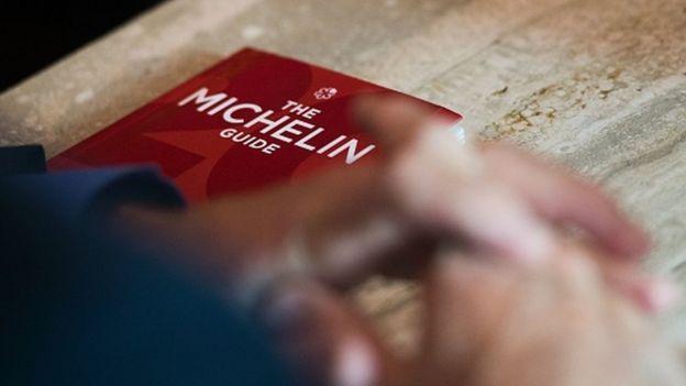 La Guía Michelin