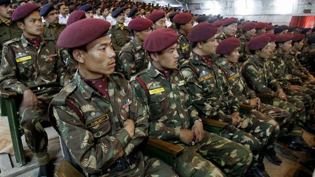 这支秘密部队于1962年中印爆发边境战争后不久创立。
