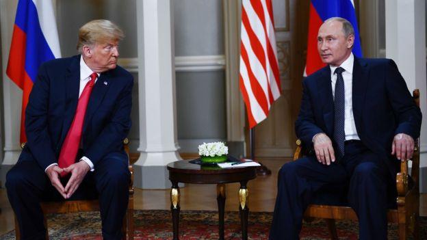 Trump ve Putin