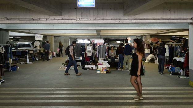 Mercado en Lisboa