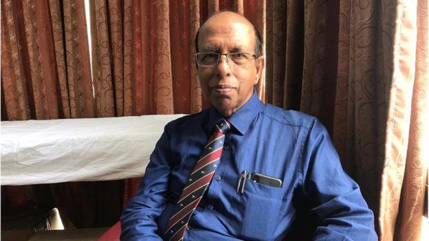 অধ্যাপক মো: আব্দুস সালাম