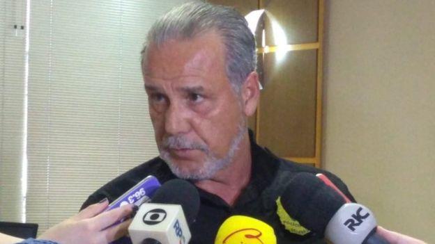 Delegado Luiz Alberto Cartaxo Moura