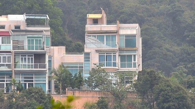 龍成堡豪宅