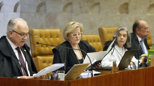 Suprema corte de Brasil