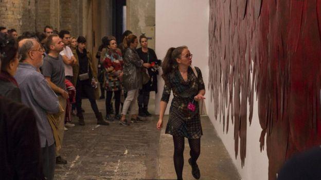 يقام في شهر أكتوبر/تشرين الأول بينالي الفن المعاصر في العاصمة الصربية بلغراد