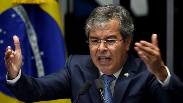 Senador brasileño Jorge Viana