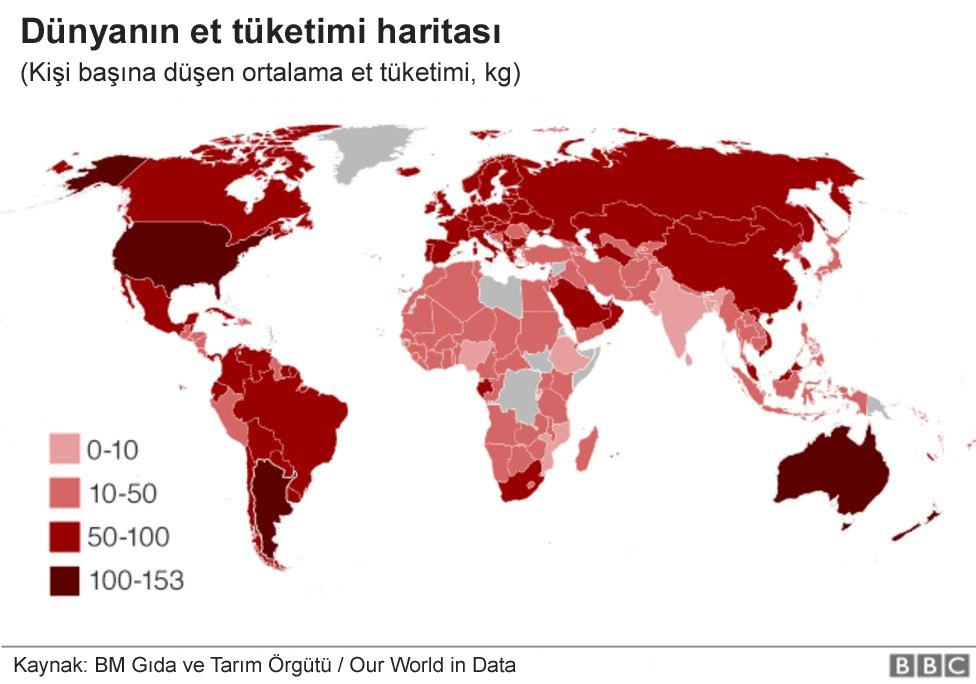 Et haritası