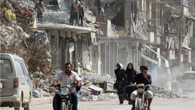 Raqqa Street