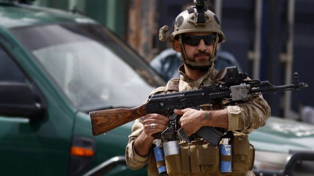 Keamanan di Kabul