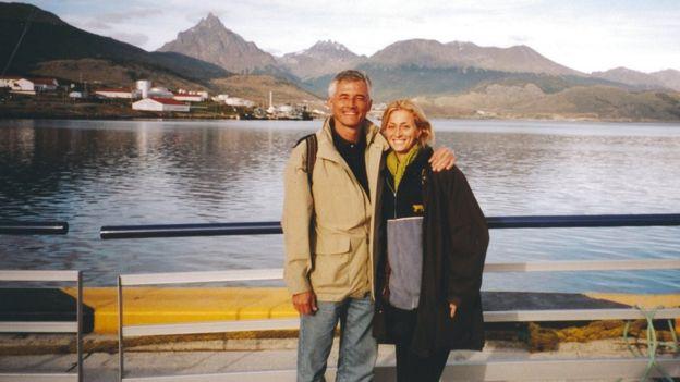 Carolina Larriera e Sergio Vieira de Mello