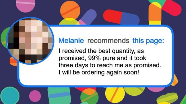 """Review: """"Melanie recommends this page: I received the best quantity, as promised, 99% pure and it took three days to reach me as promised"""""""
