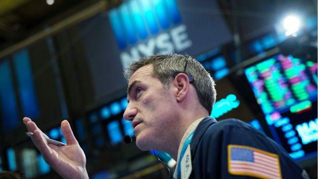 Inversor en Wall Street
