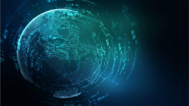 الصراع على تشكيل شبكة الانترنت في العالم