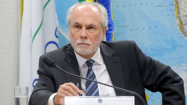 embaixador do Brasil junto à Santa Sé, Henrique da Silveira Sardinha Pinto
