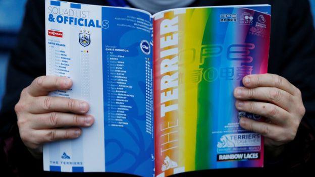 هفته رنگین کمان در لیگ برتر فوتبال انگلیس