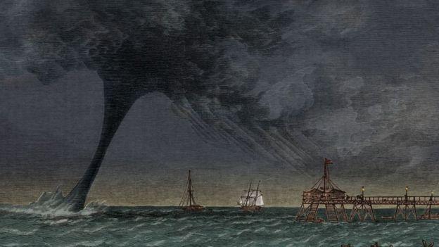 رسم توضيحي من مجلة The Illustrated London News، المجلد XLIV ، 3 سبتمبر/أيلول 1864