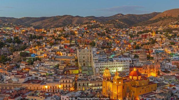 من المتوقع أن تصبح المكسيك بحلول عام 2050 سابع أكبر اقتصادات العالم