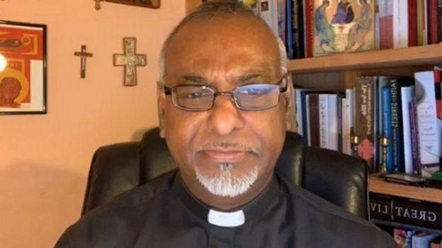 Dean of Manchester Rogers Govinder