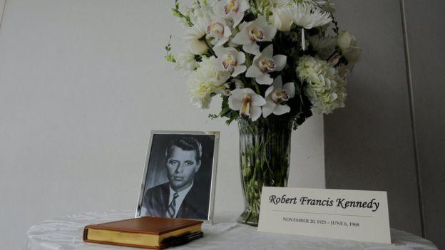 羅伯特·肯尼迪遇刺身亡50週年之際,美國多地舉行紀念活動。