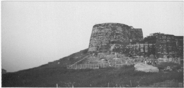 جھانسی کا قلعہ